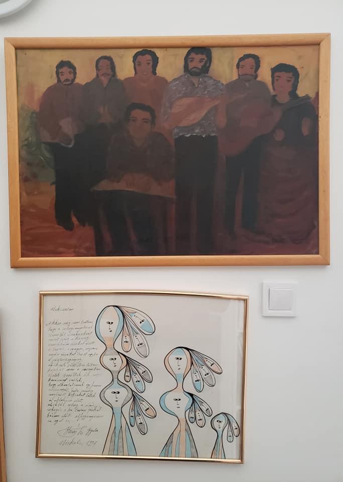 Balázs János Galéria Roma Parlament Roma Polgárjogi Egyesület 2