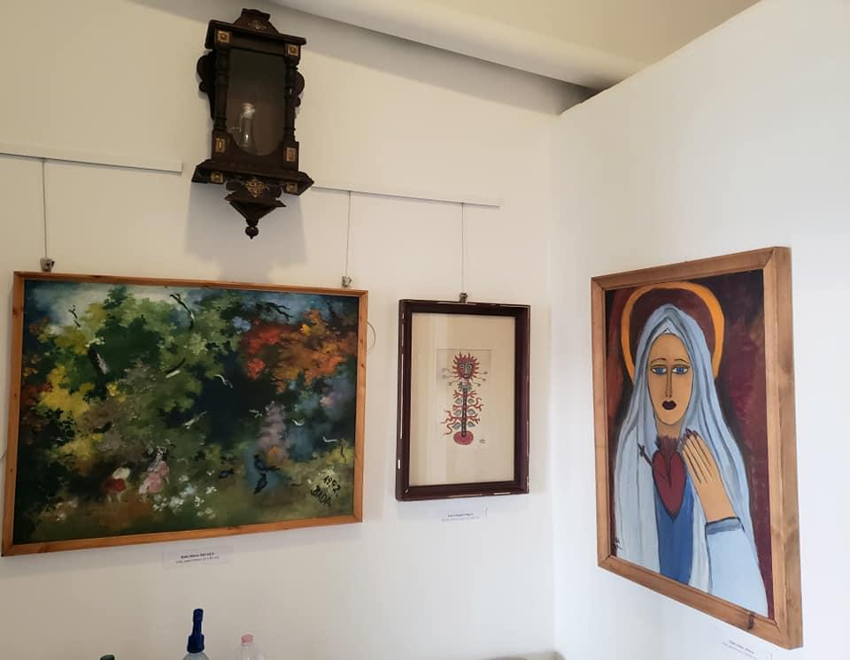Balázs János Galéria Roma Parlament Roma Polgárjogi Egyesület 6