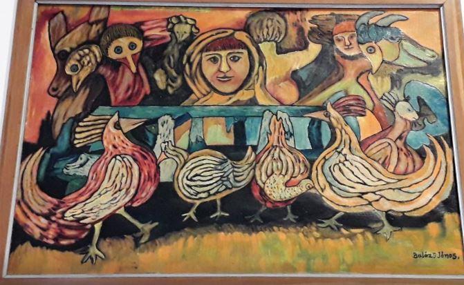 Balázs János Galéria Roma Polgárjogi Mozgalom MRPE 1 képe