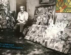 Balázs János és képe roma polgárjogi mozgalom.