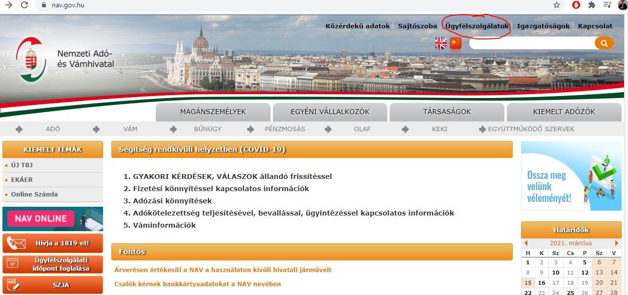 NAV honlap mi merre van roma polgárjogi mozgalom